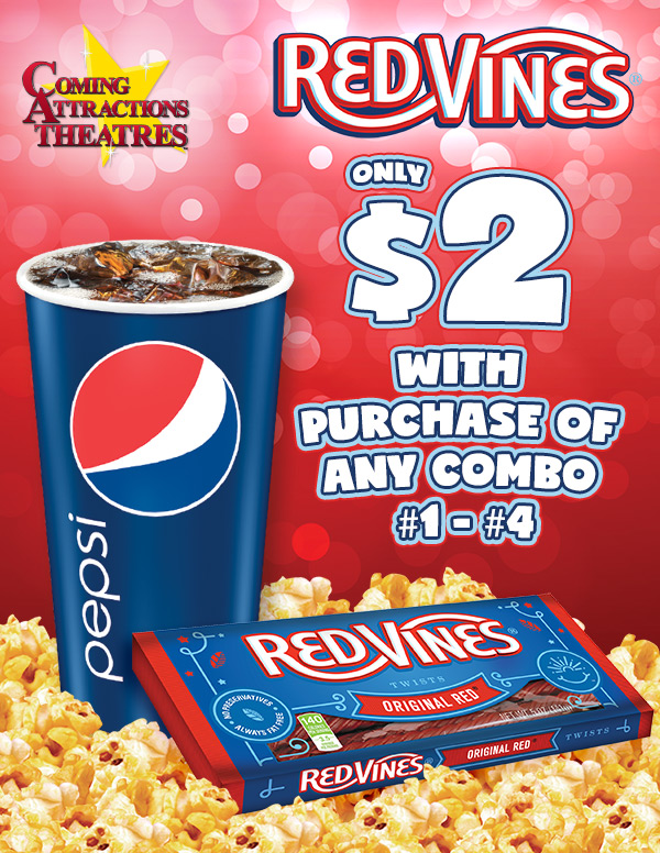 Red Vines Combo