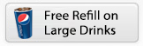 Free Refill on Large Drinks - Feature Ad